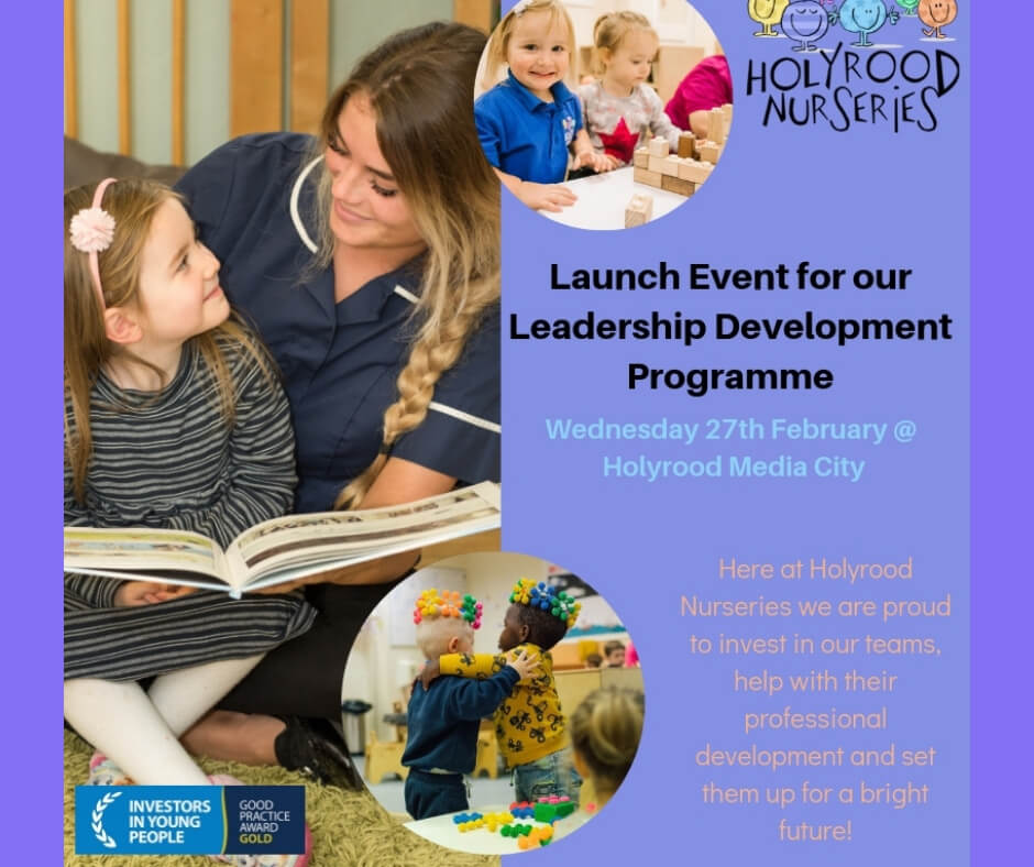 Salford City Programme Gainsborough: Nursery Open Day 2019 In Salford